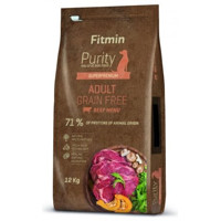 Fitmin Purity Adult GF Adult Beef 12kg